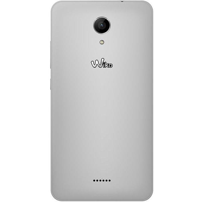 "Wiko FREDDY WHITE TIM Smartphone 5"" display"
