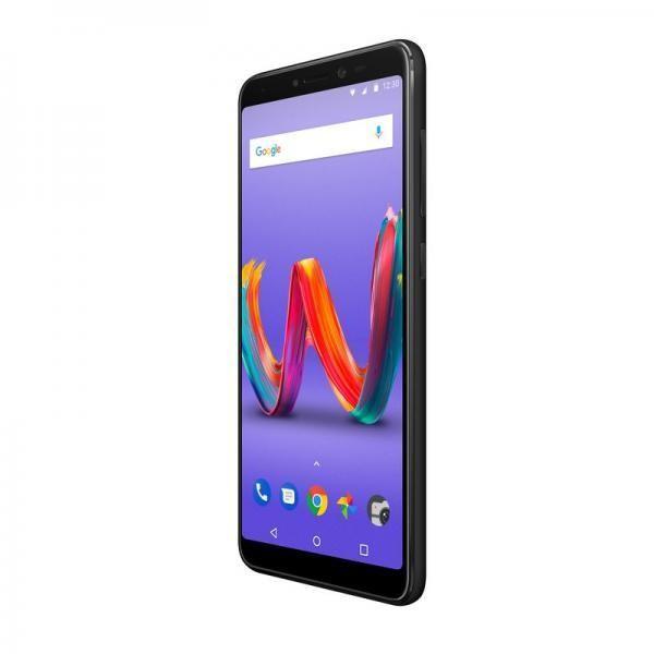 """Wiko Harry 2 Smartphone 5,45"""" HD Dual Sim memoria 16 GB Fotocamera 13 MP Android colore Antracite"""