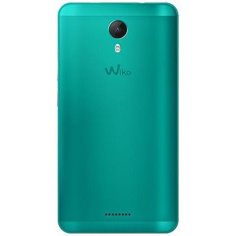 Wiko Jerry 2 Smartphone Dual Sim Display 5 pollici Ram 1 Gb 8 Gb espandibile colore Turchese