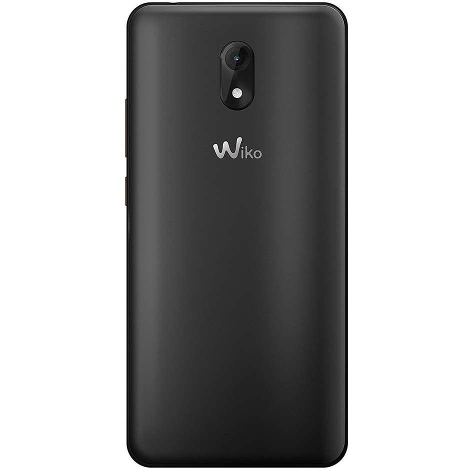 """Wiko Lenny 5 smartphone 5,7"""" dual sim Ram 1 GB memoria 16 GB fotocamera 8 MP colore antracite"""