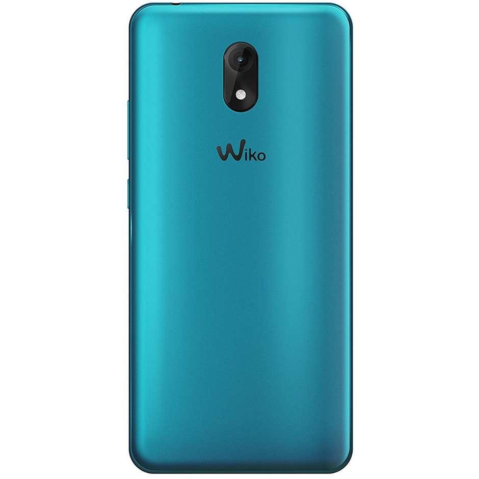 "Wiko Lenny 5 smartphone 5,7"" dual sim Ram 1 GB memoria 16 GB fotocamera 8 MP colore bleen"