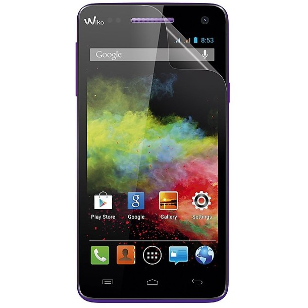 wiko screen protector rainbow