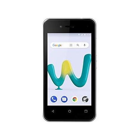 """Wiko Sunny 3 Mini Smartphone 4"""" Dual Sim memoria 8GB Fotocamera 2 MP Android colore Nero"""