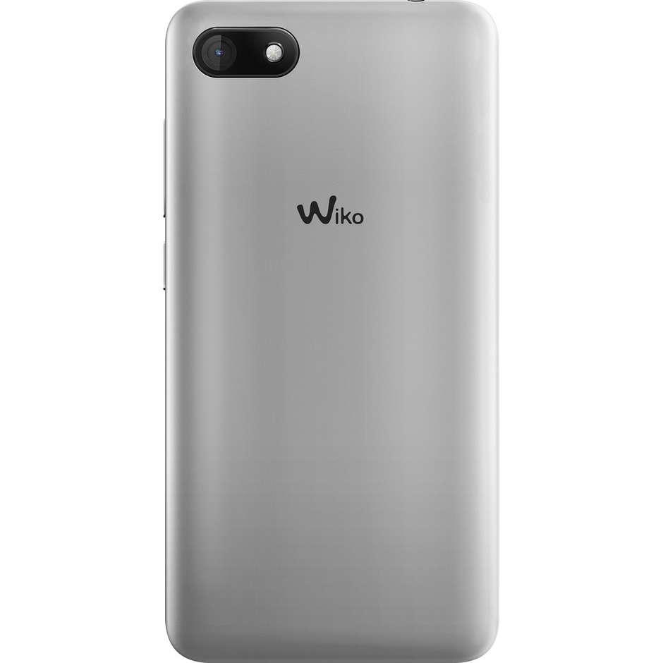 "Wiko SUNNY 3 Smartphone 5"" fotocamere 5/2 Mpx Android Oreo colore Silver"