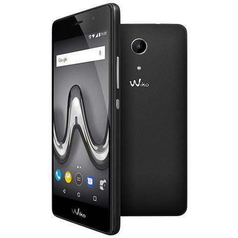 Wiko Tommy2 Smartphone Dual Sim Display 5 pollici Ram 1 Gb 8 Gb espandibile colore Nero