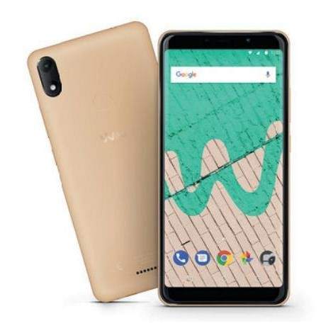 """Wiko View Max Smartphone 5,99"""" memoria 32GB Ram 3GB Android colore Oro"""