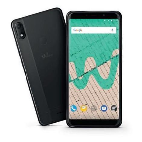 """Wiko View Max Smartphone 5,99"""" memoria 32GB Ram 3GB rete 4G LTE Android colore Antracite"""