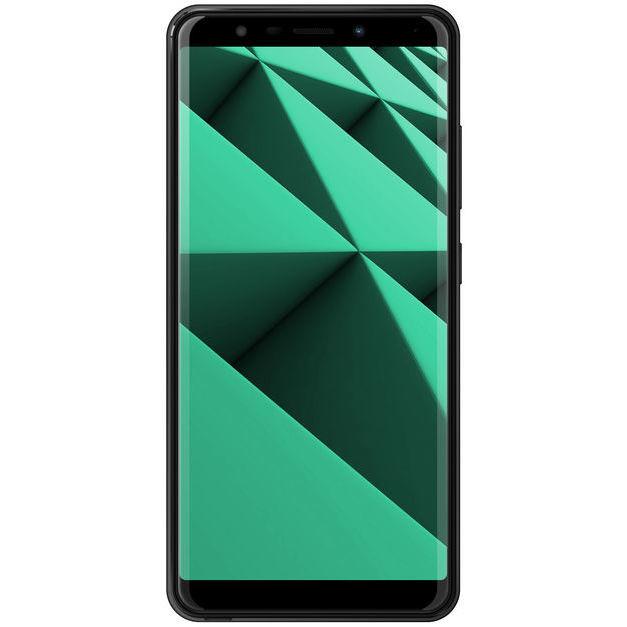 """Wiko ViewGo Smartphone 5,7"""" Dual Sim memoria 16GB Ram 2GB Rete 4G/LTE colore Antracite"""