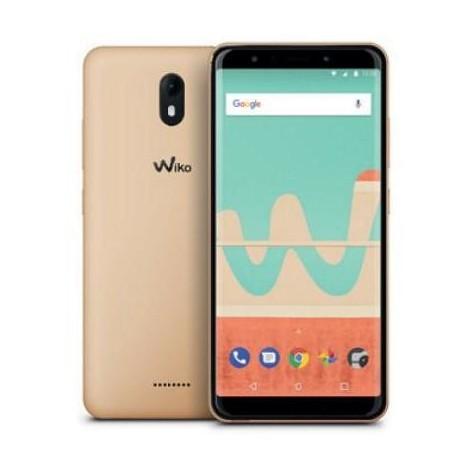 """Wiko ViewGo Smartphone 5,7"""" Dual Sim memoria 16GB Ram 2GB Rete 4G/LTE colore Oro"""