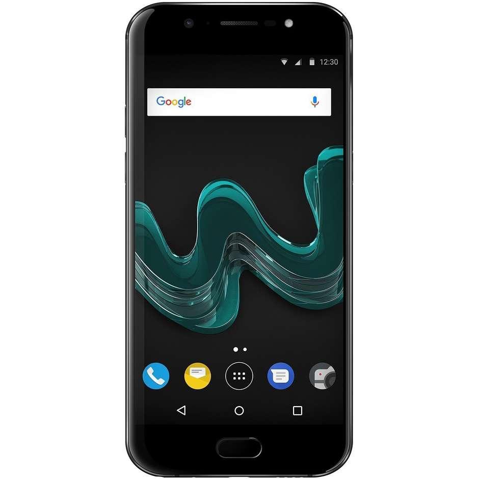 Wiko WIM Lite colore Nero Smartphone Dual sim