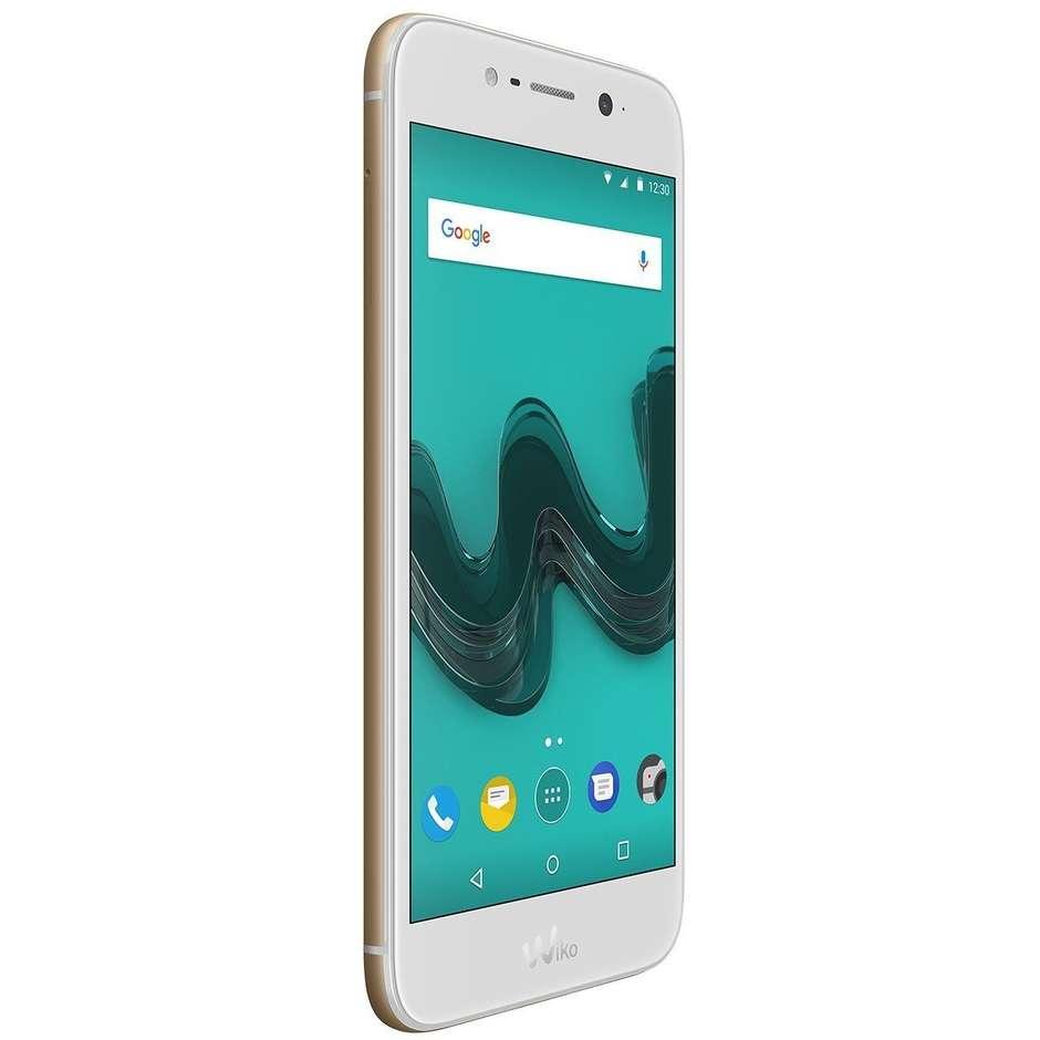 Wiko WIM Lite Smartphone Dual Sim Display 5 pollici Ram 3 Gb 32 Gb espandibile colore Oro