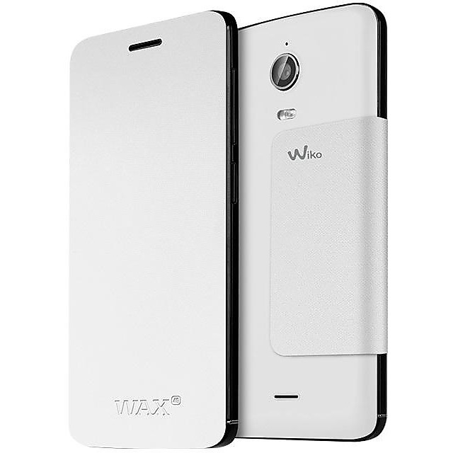 wkwaxfl594w folio cover white wiko wax