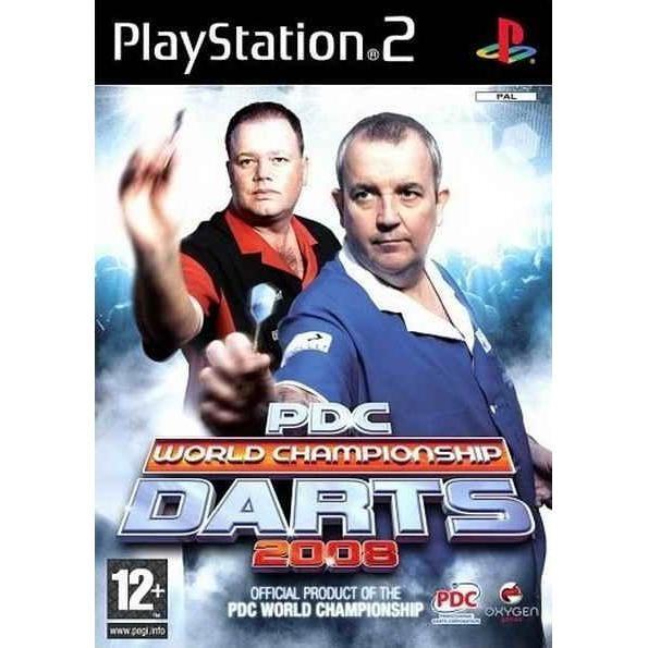 world championship darts 2008 ps2