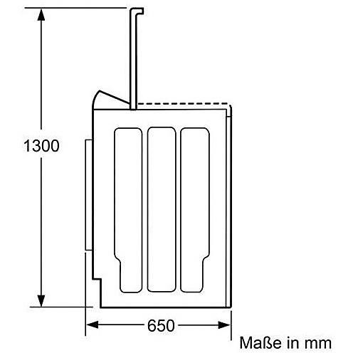 Wot 24424it Bosch Lavatrice Carica Dallu0027alto Classe A++ 6 Kg 1200 Giri