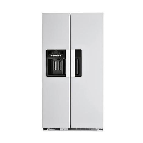 wsn5586 a+w whirlpool frigoriferi sb - Frigoriferi Side by side ...
