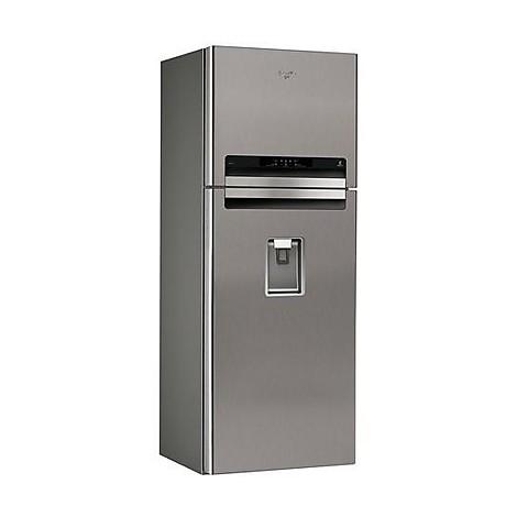 wtv-4598nfcix whirlpool frigorifero classe a+ 70 cm 482 litri inox ...