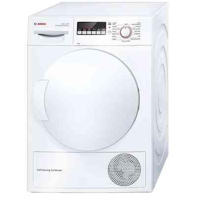 BOSCH wtw-83218it bosch asciugatrice con oblo chiuso classe a++ 7 kg pompa di calore