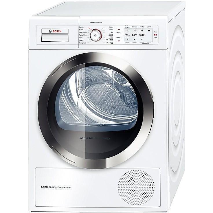 Wty 86860it Bosch Asciugatrice Classe A 50% 8 Kg