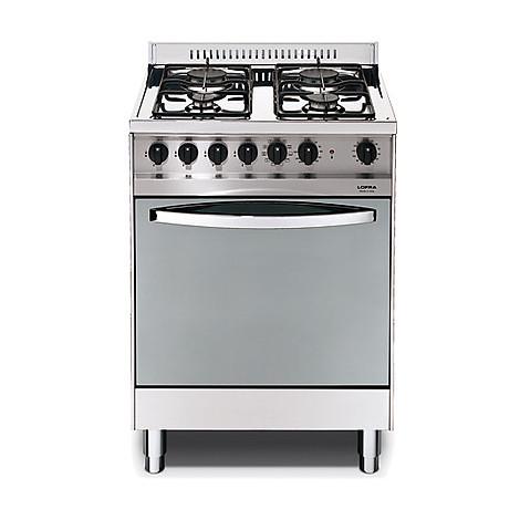 x-65gv lofra cucina 4 fuochi a gas con forno a gas ventilato ... - Cucina Quattro Fuochi