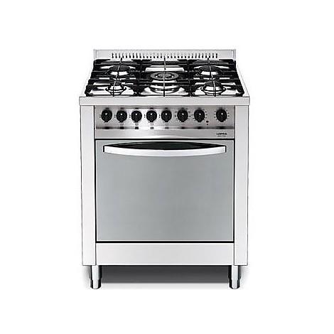 x 76mfc lofra cucina 5 fuochi a gas con forno elettrico