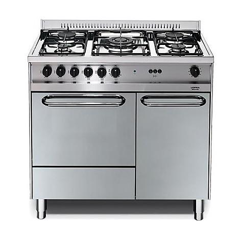 x-95g/c lofra cucina 90x50 5 fuochi a gas inox - Cucine Cucina 5 ...