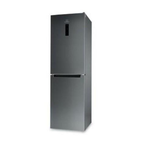 Xi9t2oxmb indesit frigorifero combinato 369 litri classe for Frigorifero indesit no frost