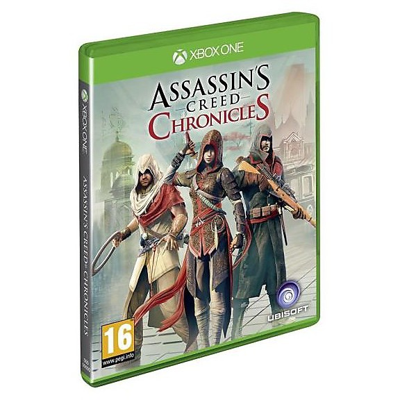 xone assassins creed chronicles