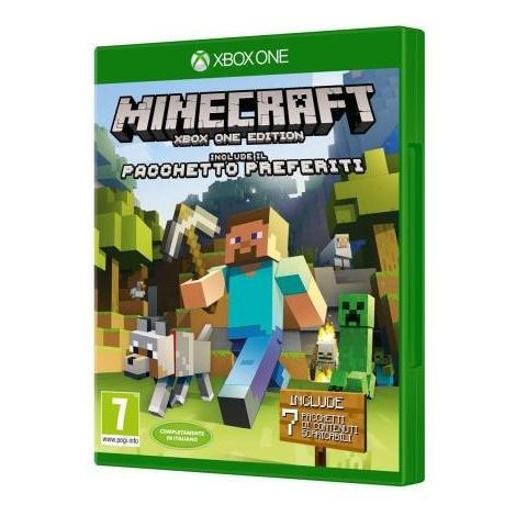 xone minecraft favorites pack