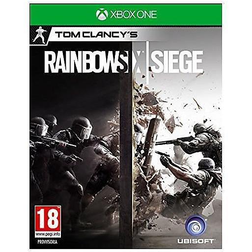 xone rainbow six siege