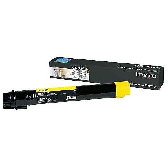 xs955 giallo extra high yield toner