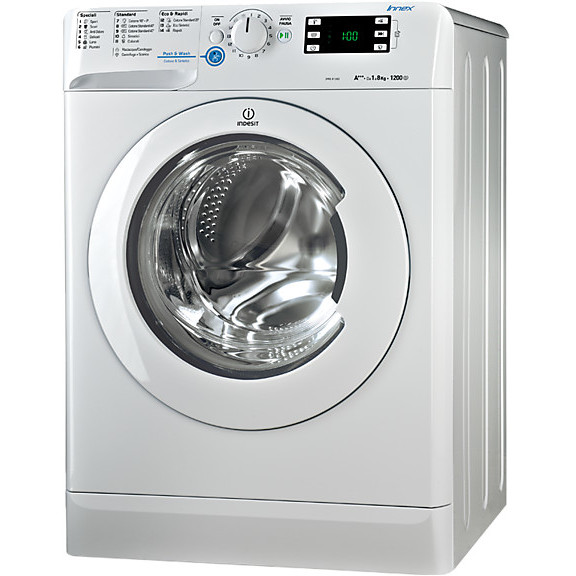 xwe-81283x wwgg it indesit lavatrice carica frontale classe a+++ 8 kg 1200 giri