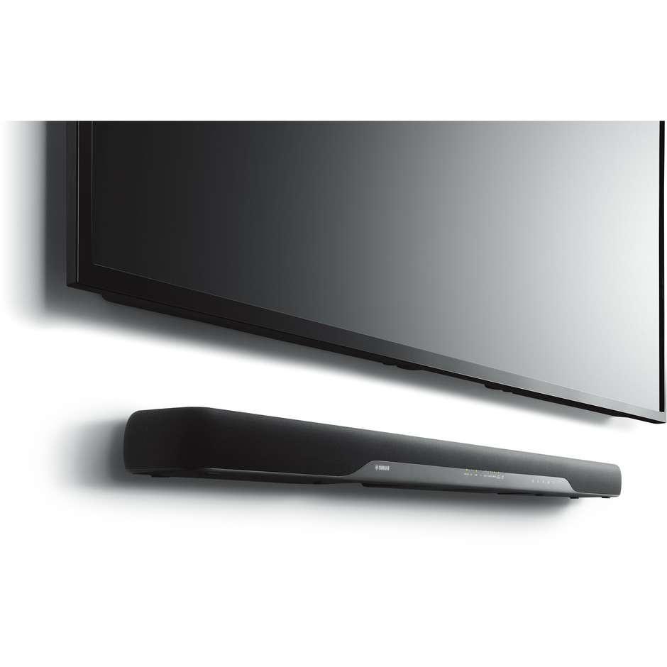 Yamaha YAS-207 Soundbar Bluetooth Potenza 200W colore Nero