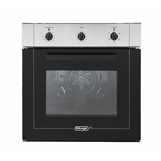 yma6 de longhi forno da incasso ventilato classe a colore inox
