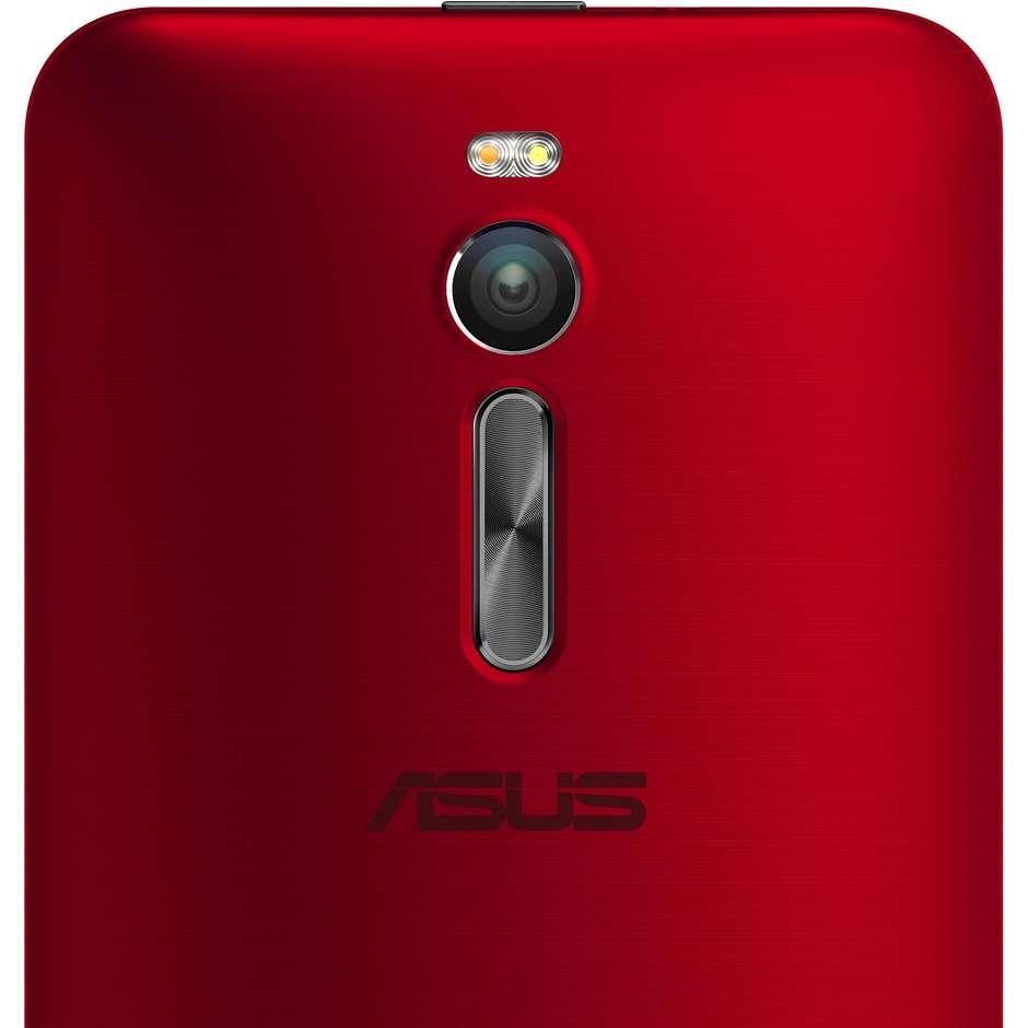 zenfone 5 5 5  fhd red