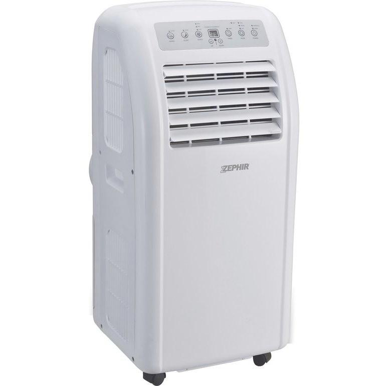 Zephir ZPO-9001H climatizzatore portatile caldo/freddo 9000 btu con pompa di calore classe A/A bianco
